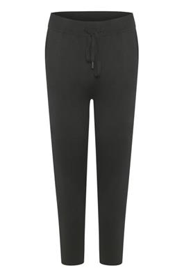 New Kaffe Black Knit Pants